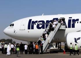 ۱۳ هزار و ۵۲۴ حاجی به کشور بازگشتند