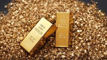قیمت طلای جهانی به زیر ۱۵۰۰ دلار برگشت