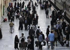قطار تهران-قم-اصفهان متوقف نشده، اختلاف نظر داریم