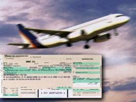 برخورد با گرانفروشان بلیت هواپیما، به شرط ارائه سند