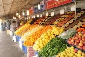 قیمت موز، شلیل و خیار کاهش مییابد
