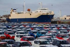 حذف ۱۲۰۰۰ شغل مرتبط با صنعت خودرو با برگزیت بدون توافق