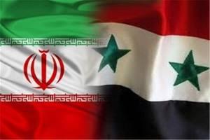 رشد ۲۵ درصدی حجم تجاری ایران و سوریه در ۵ ماه اول سال