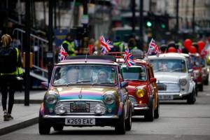 تولید خودروی انگلیس رشد کرد