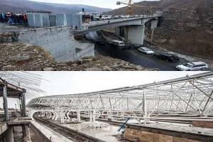 آزادراه تهران-شمال و متروی هشتگرد به تابستان نرسید