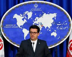 واکنش سخنگوی وزارت خارجه به اظهارات مداخلهجویانه همتای فرانسوی خود