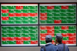 اغلب سهام آسیایی از سقوط بازگشتند