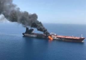 نفتکش سابیتی در حال نزدیک شدن به ایران است