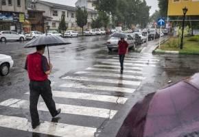 ادامه بارندگیها در پایتخت