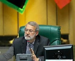 توضیحات «لاریجانی»درباره بررسی افزایش قیمت بنزین در جلسه غیرعلنی