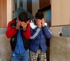 دستگیری دو موبایل قاپ با سلاح سرد