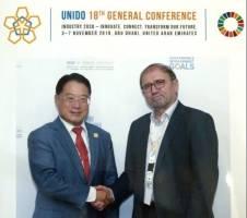 اعلام آمادگی یونیدو برای توسعه همکاریهای صنعتی با ایران