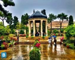 دیدنی های شهر شیراز از حافظیه یا باغ های بی نظیر آن