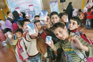 هزار میلیارد ریال برای توزیع رایگان شیر مدارس تخصیص یافت