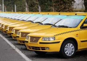 جدول سهمیه سوخت تاکسیهای شهری و بینشهری