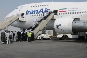 انجام موفق پروازهای حج امسال علیرغم دشمنی عربستان