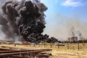 تولید و صادرات نفت عراق خللناپذیر ماند