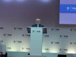 «صلح هرمز» در راستای تعهد ایران برای ایجاد یک چهارچوب منطقهای برای تعامل سازنده است