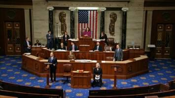 مجلس نمایندگان آمریکا به طرح استیضاح ترامپ رای مثبت داد