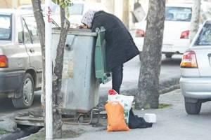 سطل های زباله، سفره کودکان گرسنه