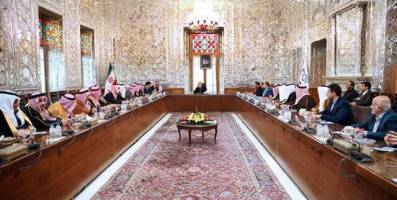 لاریجانی: آمریکا فقط به دنبال نفت سوریه است