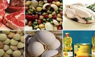 تغییرات قیمت اقلام خوراکی مناطق شهری در آذرماه