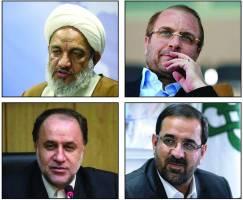 گزينه هاي احتمالی رياست مجلس شوراي اسلامي چه کسانی خواهند بود؟