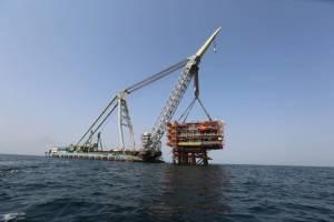 خیز ایران برای افزایش تولید نفت از میدان مشترک سلمان