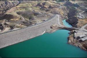 افزایش ۸۵ میلیون مترمکعبی ذخایر سدهای تهران