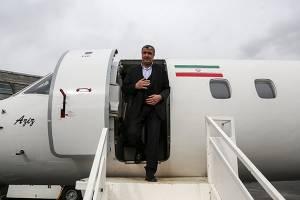 وزیر راه امروز برای پیگیری سانحه سقوط هواپیما به اوکراین میرود