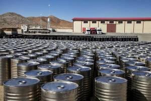 ارزآوری ۴۵۰ میلیون دلاری صادرات قیر برای ایران