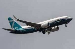 صدور مجوز پرواز بوئینگ ۷۳۷ مکس تا اواسط امسال!