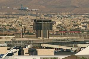 پرواز تهران - استانبول به سلامت در مهرآباد نشست