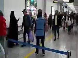 اختلاف نظرها در مورد پیشگیری کرونا در فرودگاه امام (ره)
