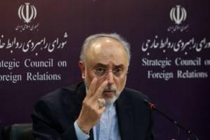 آمریکا علیاکبر صالحی و سازمان انرژی اتمی ایران را نیز تحریم کرد