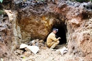 چرا معدنکاری دستی طلا رونق گرفت؟
