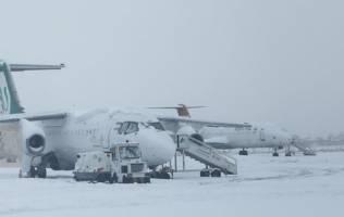 پروازهای مسافری و امدادی گیلان برقرار است
