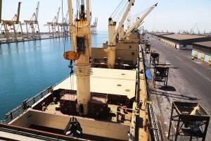 افزایش ۲۵۰ میلیون تنی بنادر تجاری