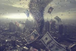 شیوع جهانی کرونا ۱.۱ تریلیون دلار به اقتصاد جهان ضربه میزند