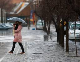 فریب باران تهران را نخورید