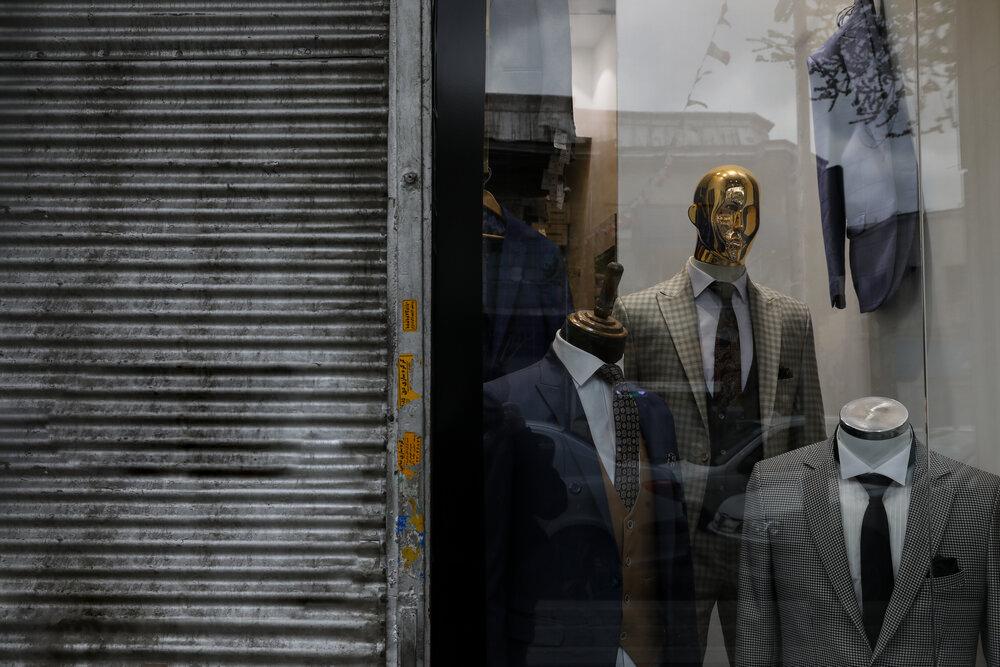 مغازههای باز و بسته در تهران