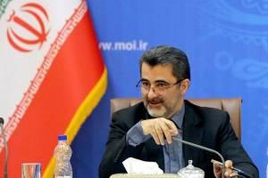 دستور وزیر کشور به استانداران در خصوص توزیع مواد بهداشتی