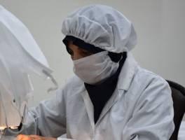 تولید و عرضه ماسک رو به افزایش است