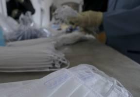 تولید روزانه ۲.۵ میلیون عدد ماسک و ۳۰ هزار لیتر مواد ضدعفونی