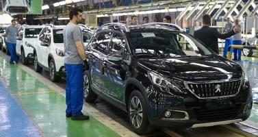 هدفگذاری تولید 600 هزار دستگاه خودرو در سال جهش تولید
