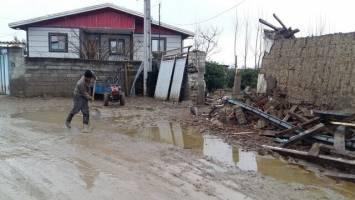سیل، آب و برق کدام استان ها را قطع کرد؟