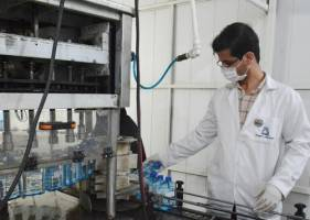 رشد ۸برابری تولید موادضدعفونی کننده