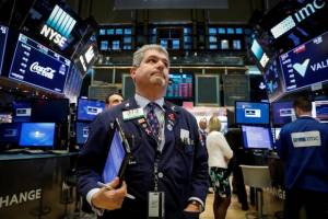 سقوط سنگین بازارهای والاستریت