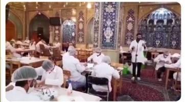 تمجید پزشک کویتی از تغییر کاربری یک حسینیه در ایران