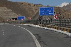 جاده چالوس و تهران-شمال مسدود شد